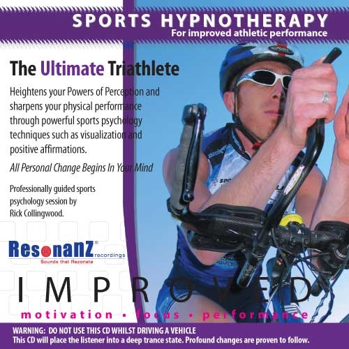ultimate triathlete hypnosis cd  mp3
