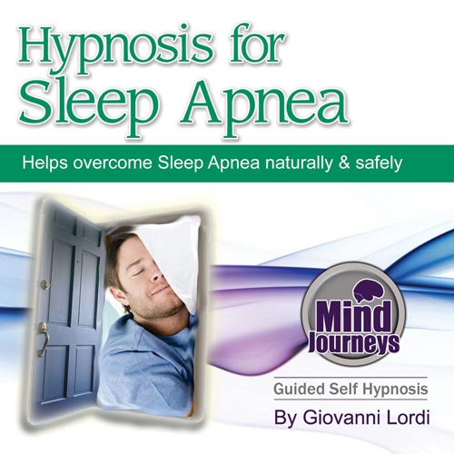 Hypnosis for Sleep Apnea MP3/CD - Giovanni Lordi   Giovanni Lordi
