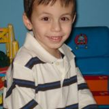 Andrew smiling