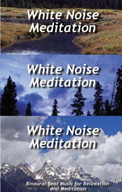 White noise logo