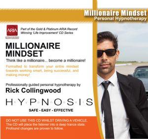 CD cover millionaire mindset