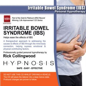 CD cover for IBS